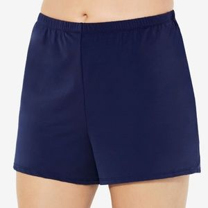 Swimsuits For All plus size 34 6x swim shorts